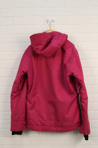 Magenta Winter Coat (Women's Size S)