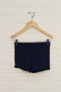 Navy Bike Shorts (Size L/10-12)