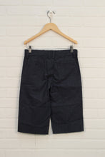 Jacadi Navy Pin Striped Shorts (Size 12)