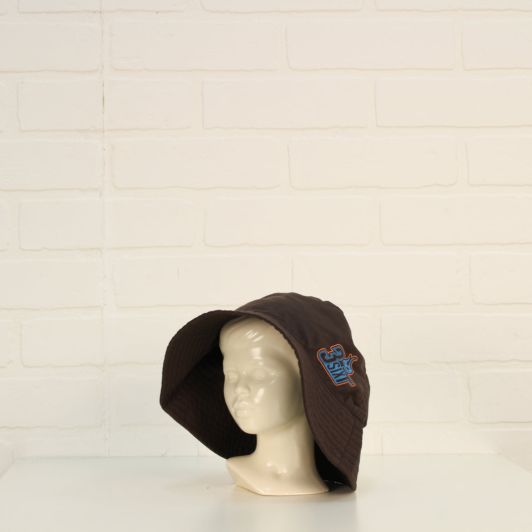 Brown Bucket Hat (Size M/6-8)