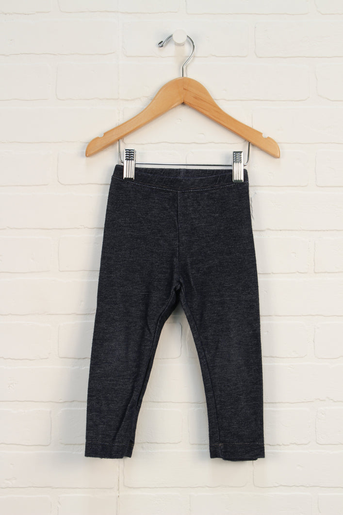 Dark Wash Jeggings (Size 2T)