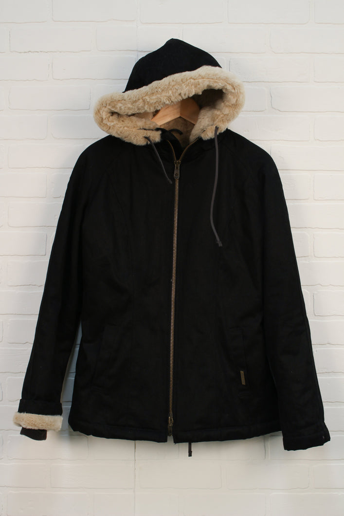 Hemp Hoodlamb Sustainable Winter Coat (Women's Size S)