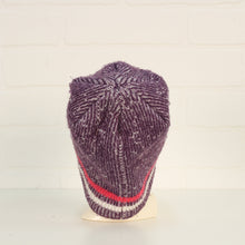 Purple Winter Hat (O/S Toddler - Preschooler)