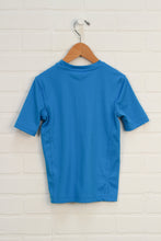 Blue Athletic Top (Size XS/4-5)