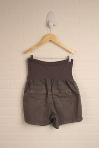 Putty Maternity Shorts (Maternity Size L)