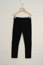 Black Cropped Leggings (Size XL/14)