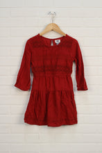 Crimson Dress (Size S/6-7)