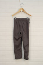 Grey + Black Athletic Pants (Size S/6)