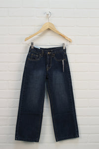 NWT Vintage Wash Jeans (Size 5)