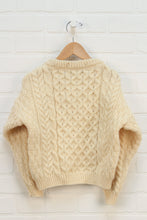 Chunky Knit Sweater (Age 3/4)