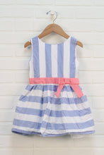 Lavender + White Striped Party Dress (Size 3T)