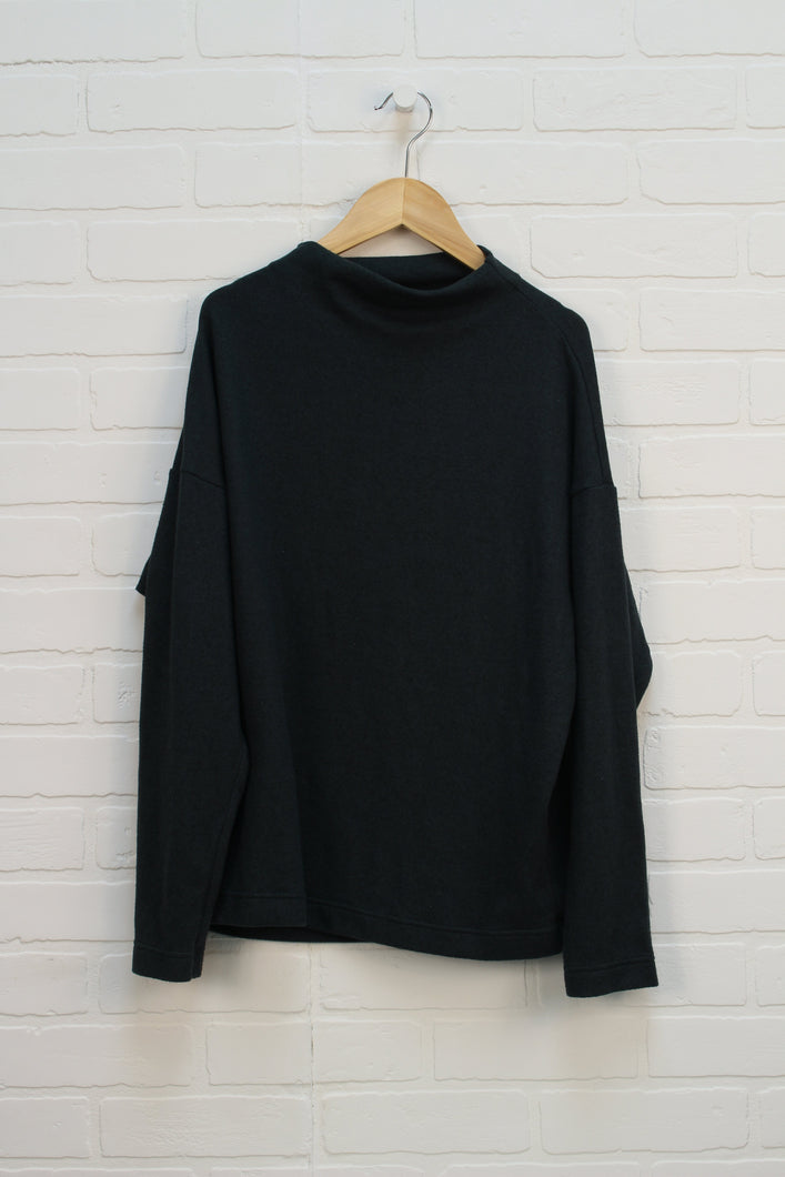 Forest Mock Neck Doleman (Women's Size S)
