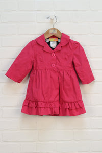 Hot Pink Jacket (Size 12M)