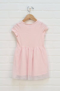 Blush + Sparkle Dress (Size 3T)
