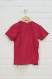Hot Pink T-Shirt (Size 7)