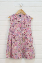 Pink Floral Tunic (Size 12)