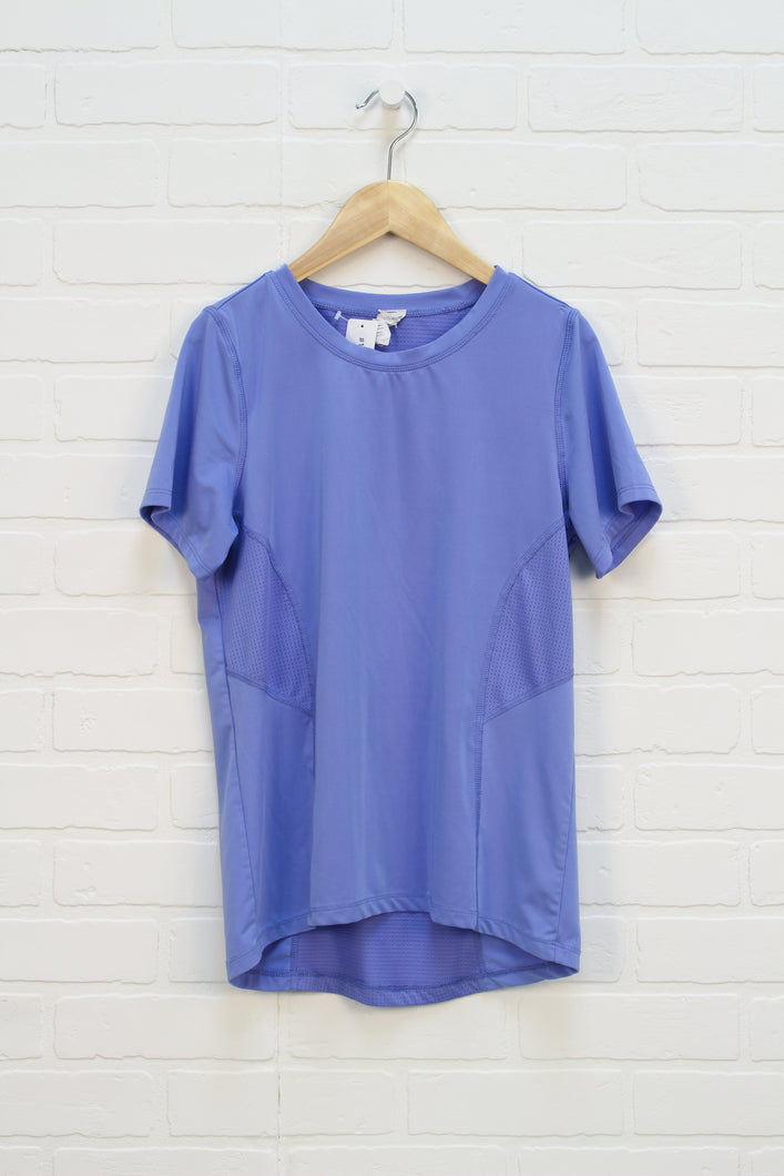 Lavender Athletic T (Size XL/14-16)