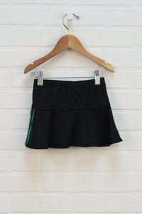 Black Athletic Skort (Size 2T)