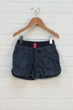 Soft Waist Denim Shorts (Size 4T)