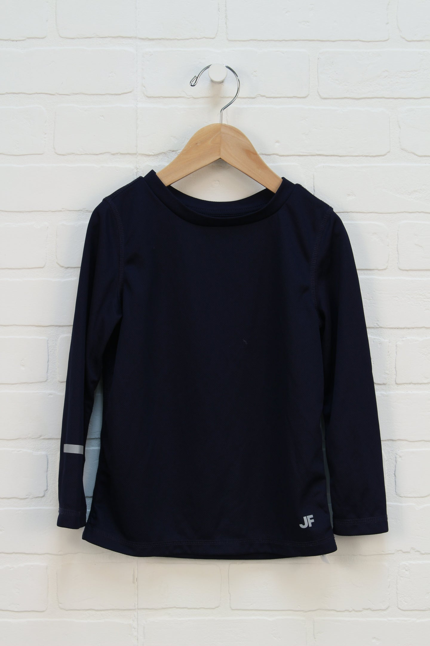 Navy Athletic Top (Size 5)