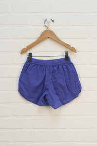 Lavender Light Weight Shorts (Size 3T)