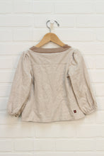 Oatmeal Graphic Top (Size 3)