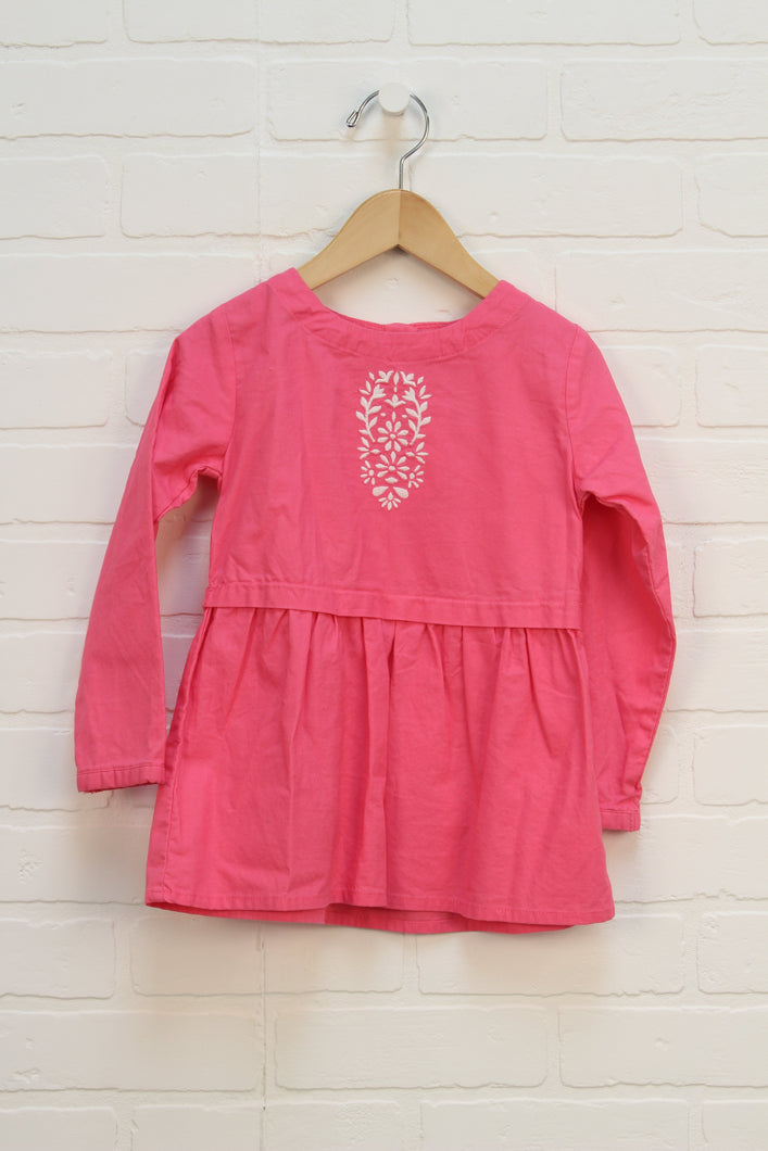 Hot Pink Tunic (Size 4T)