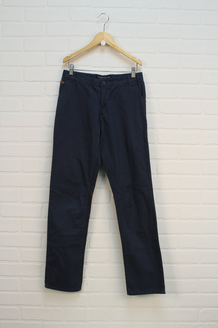NWT French Blue Pants (Size 12-13)