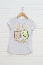 Salt + Pepper Graphic T-Shirt: Avocado + Toast (Size 10)