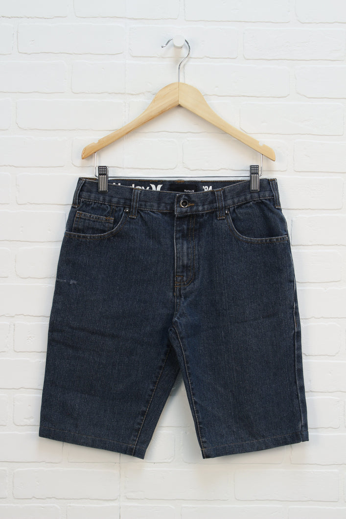 Denim Shorts (Size 16)
