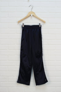 Navy + White Athletic Pants (Size 6X)