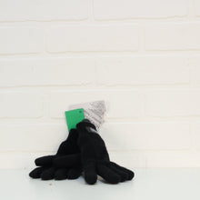 NWT Black Gloves