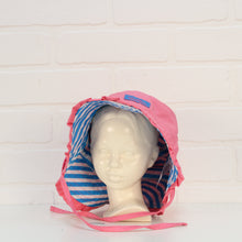 Pink Reversible UV Bucket Hat (Size 2T)