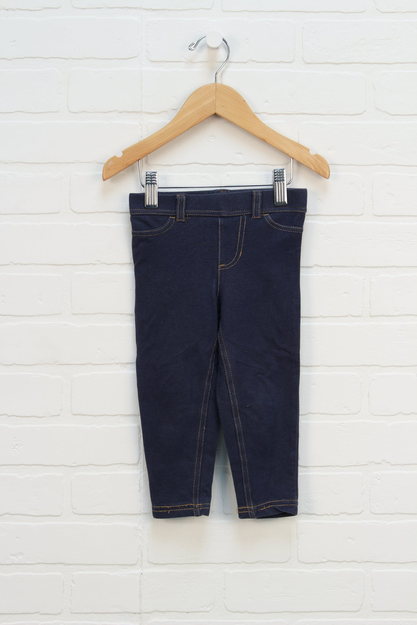 Blue Jeggings (Size 24M)