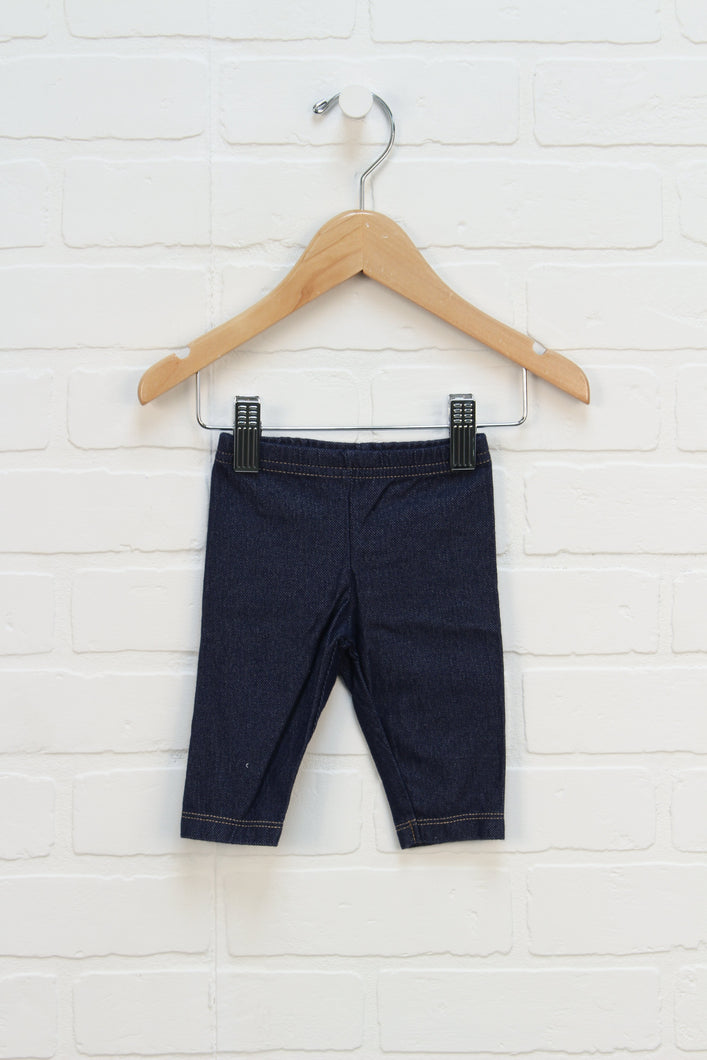 Blue Jeggings (Carter's Size 6M)