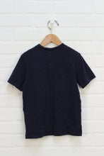 Navy Graphic Top (Size 5)