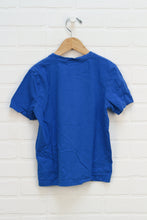 Blue Graphic T-Shirt: Smurfs (Size 6X)