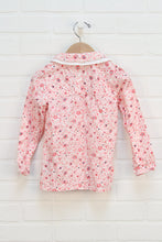 Pink Floral Blouse (Size 4.4T)
