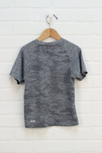 Heathered Grey Athletic T-Shirt (Size 3-4)