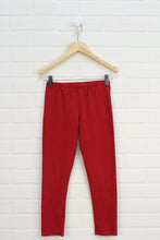 Red Leggings (Size L/10-12)