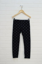 Navy Sparkle Leggings (Size L/10-12)
