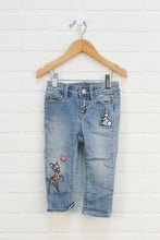 Vintage Wash Embroidered Skinny Jeans (Size 18-24M) *STAFF PICK*