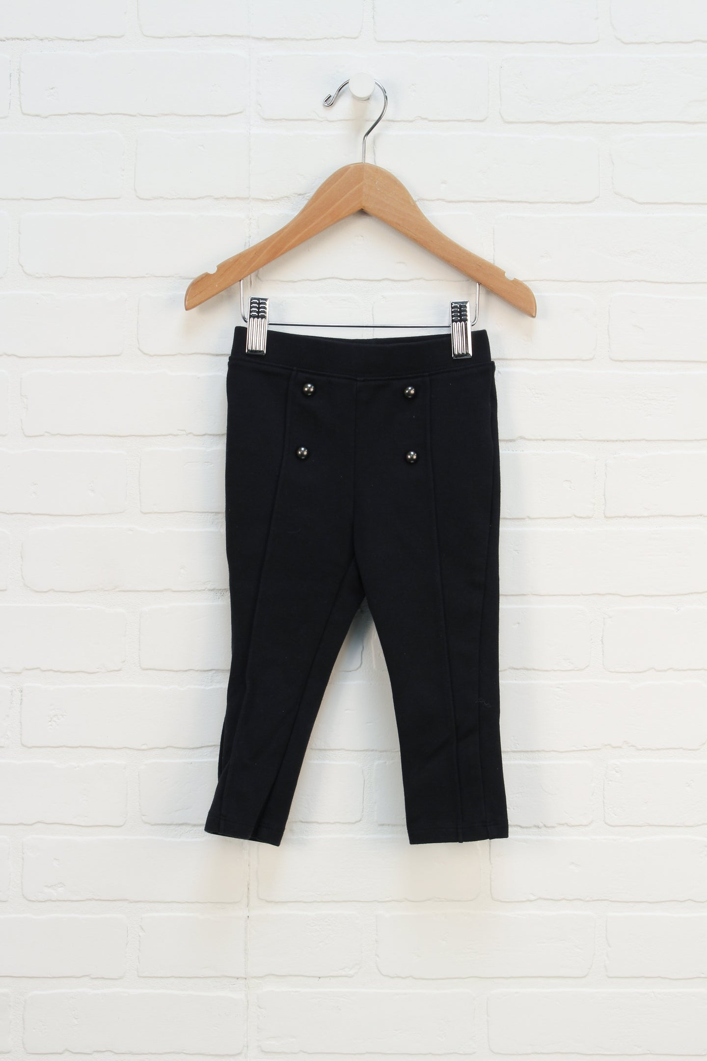 Black Dress Pants (Size 18-24M)