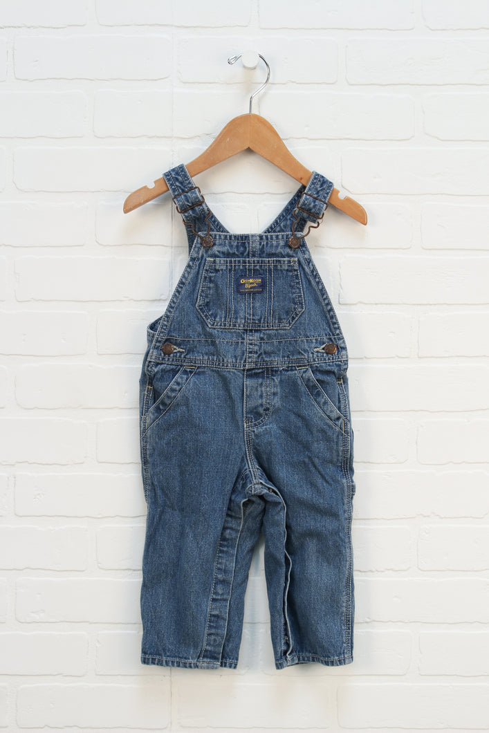 Classic Wash Overalls (Size 12M)