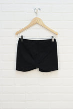 Black Bike Shorts (Size L/10-12)