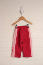 Raspberry + Pink Pants (Size XL/18-24M)