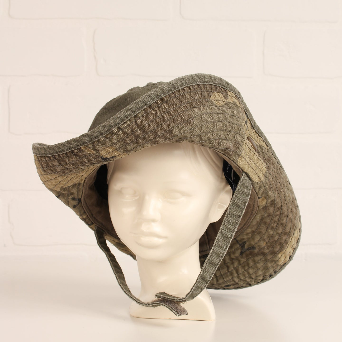 Khaki Adventure Hat (Size XS/S)