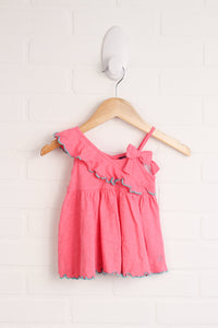 Hot Pink Tank (Size 80/12-18M)