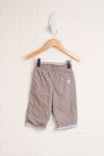 Tan Jersey-Lined Pants (Size 68/6-9M)