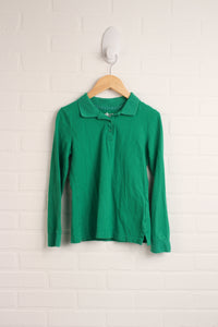Green Polo (Size M/8)
